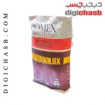 مشخصات قیمت و کاربرد POMEX Powder Tile Adhesive چسب پودری کاشی صنعتی پرسلان پلاس